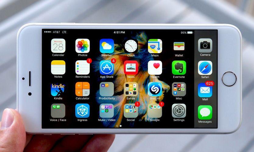 iPhone 6s Plus: Handphone Mungil dengan Kapasitas Besar