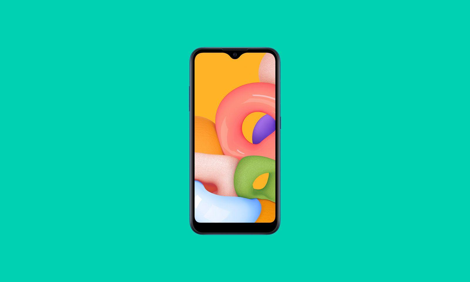 Samsung Galaxy A01: Memenuhi Semua Kebutuhan Smartphone Anda