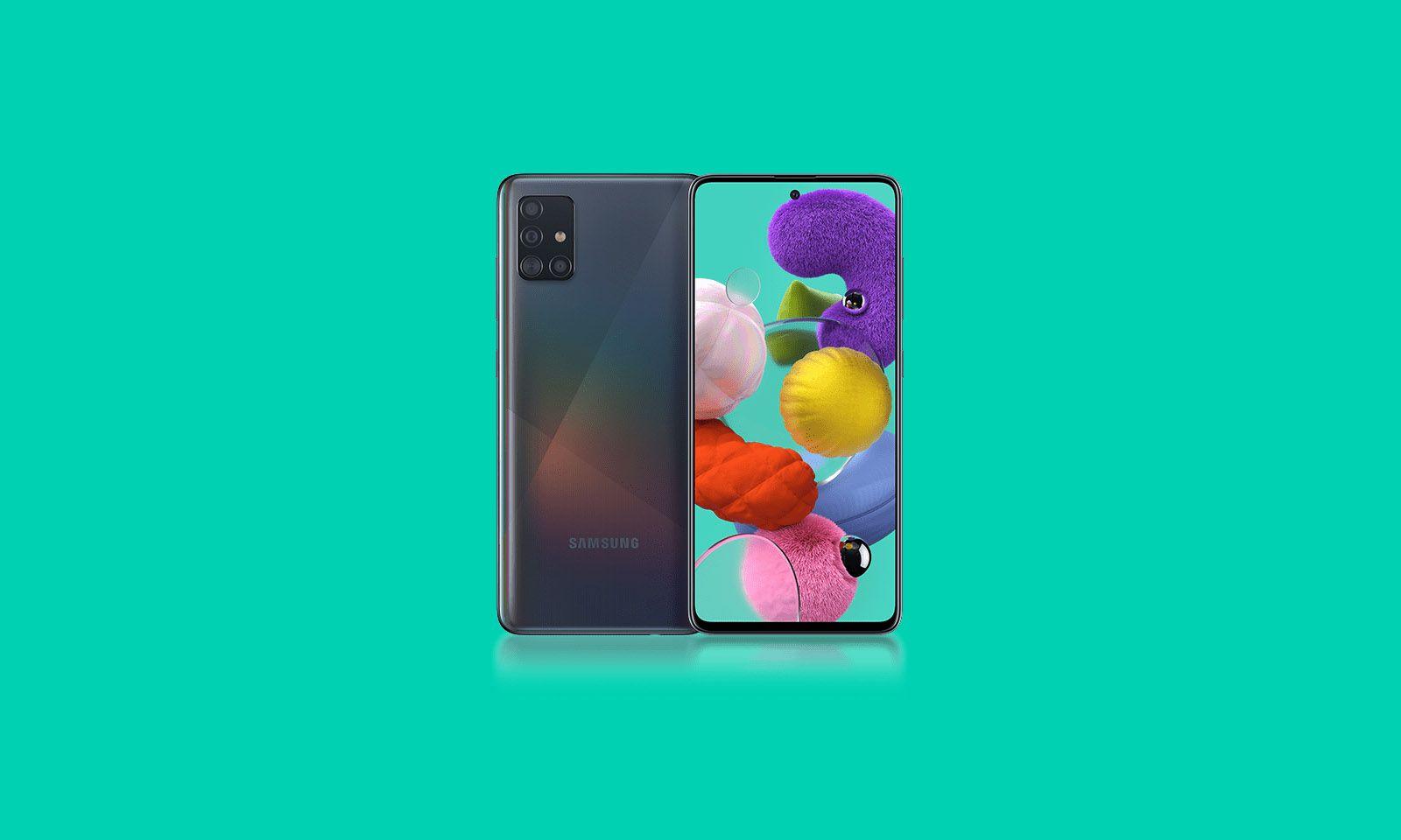 Galaxy A51: Classy, Terjangkau, dan Efisien